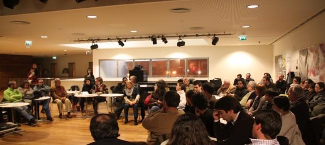 Apresentação da iniciativa Portalegre em Transição