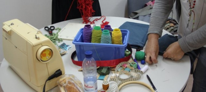 Atelier Aventais da Transição – Materiais Reciclados