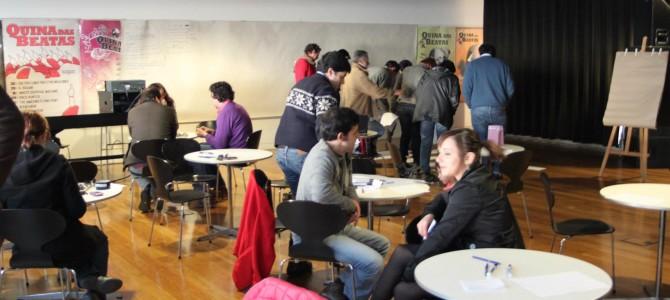 Reunião Anual da Portalegre em Transição – Sonhar 2012