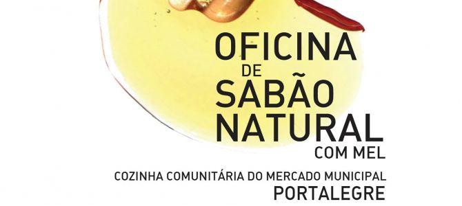 Oficina de Sabão Natural com Mel | 12 Abril